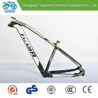 Top quality! Full suspension mtb carbon frame , 29er cyclocross carbon frame
