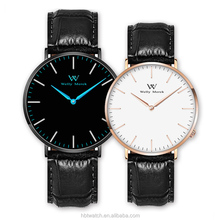 High quality stainless steel valentine brand watches gift for couple