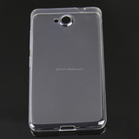 Crystal TPU case for lumia 650 saana transparent color wartproof layer 0.5mm thin