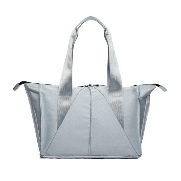 Korea ladies nylon handbag oem small moq