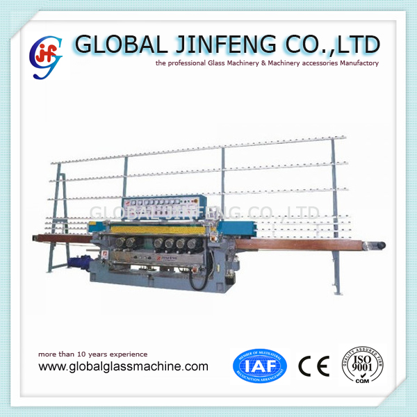 JFB-241 Glass beveling machine for tempered glass processing