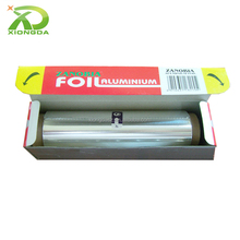 OEM Soft China disposable aluminium household coil foil roll