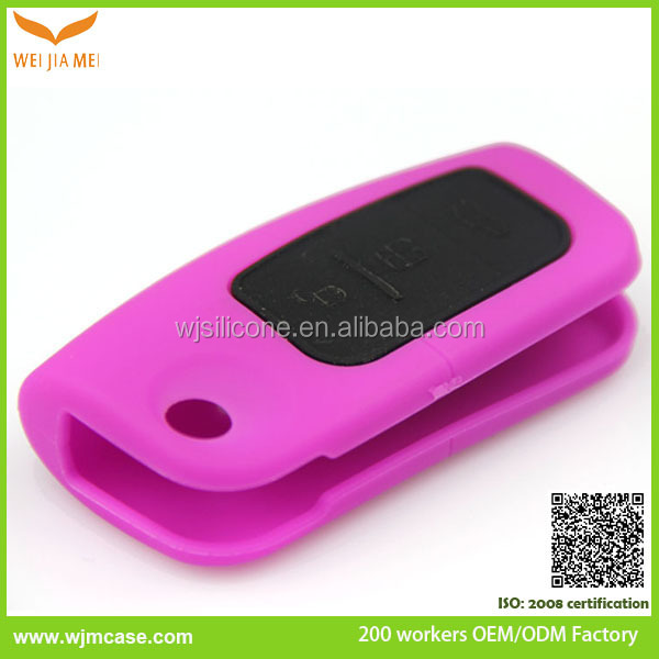 Alibaba express key cover,silicon car key cover