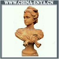 Direct Manufacturer lady bust sculpture