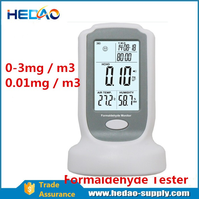 Formaldehyde Air quanlity detector Monitor HD8801