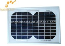 5w poly panels solar kit for street light use