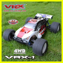 2017 hot sell,1:8 rc car, 4WD brushless truggy, factory price