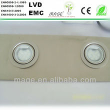 Led under cabinet lumière ronde made in china alibaba gros