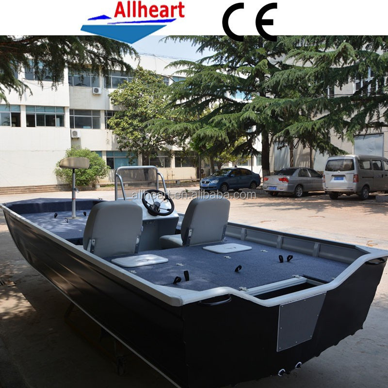 4m boss aluminum fishing boat vessel for sale