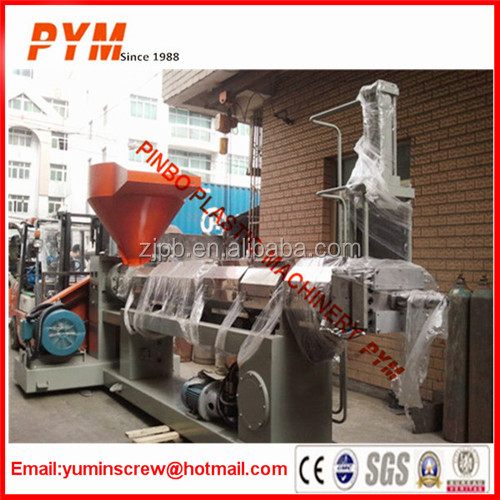 PYM brand pet recycling machine or pe film recycling machine