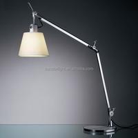 Adjustable Swing Arm Drafting Design Table Light Office Desk Study Lamp Hotel Room Table Lamp
