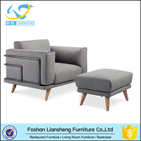2016 New Model Single Chair,European Style 1 Seater Sofa For Living Room