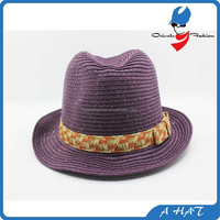 promotional cheap fedora hat