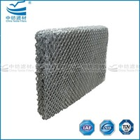 Aluminum Foil Green House Evaporative Water Absorbant Pad