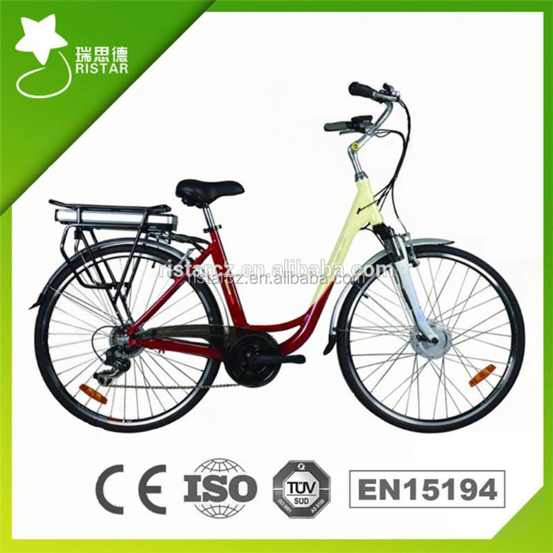 2016 Good Sales 36V 250W 250W litium electric bike 36V li-ion battery bike with Hidden Lithium Battery