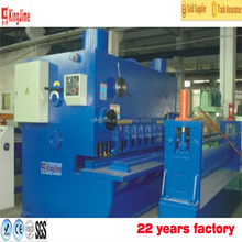 sheet metal cutting shears machine