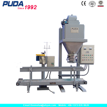 Small Open Mouth Bag Powder Granule Filling Machine