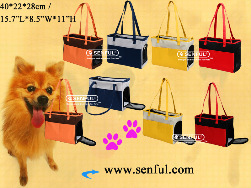 Fashion Pet Carrier made in China