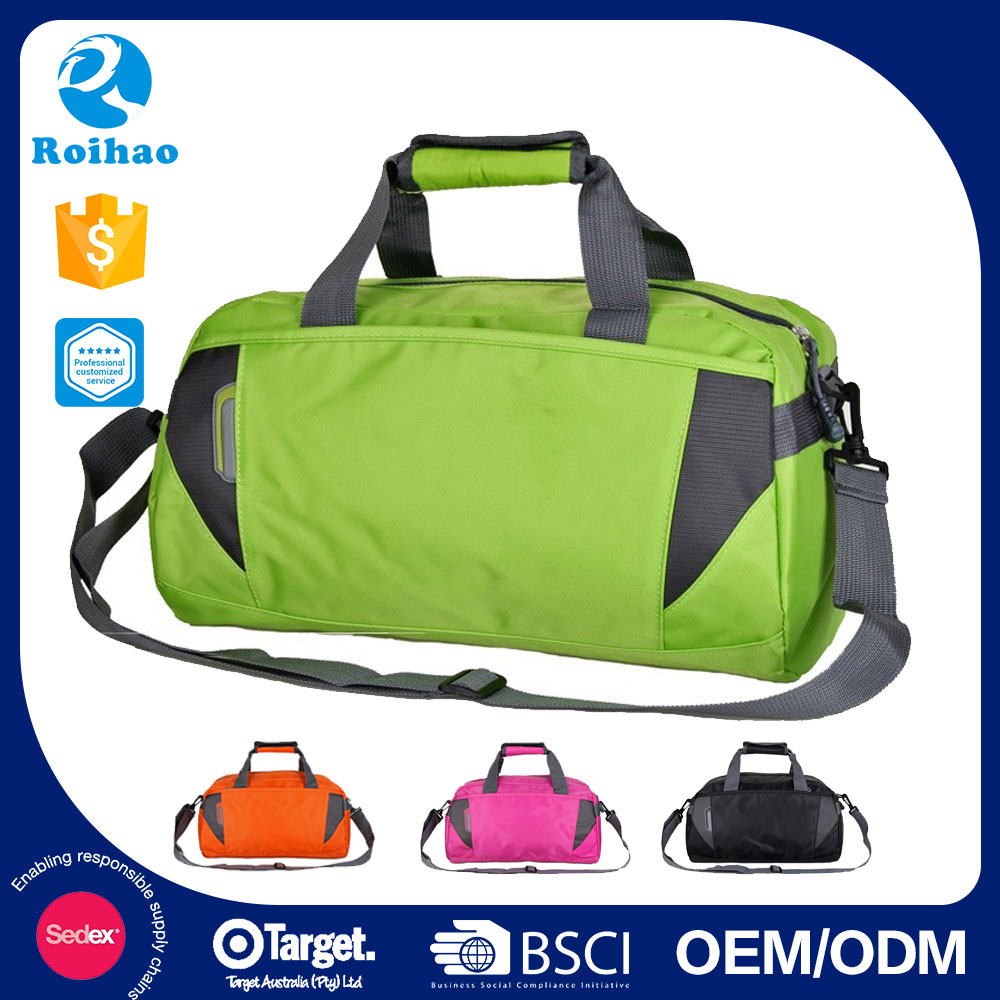 New Arrived Good Quality New Coming Waterproof Custom Gym Bag