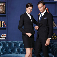 High class customized men's business suits (jacket+trousers) custom suit