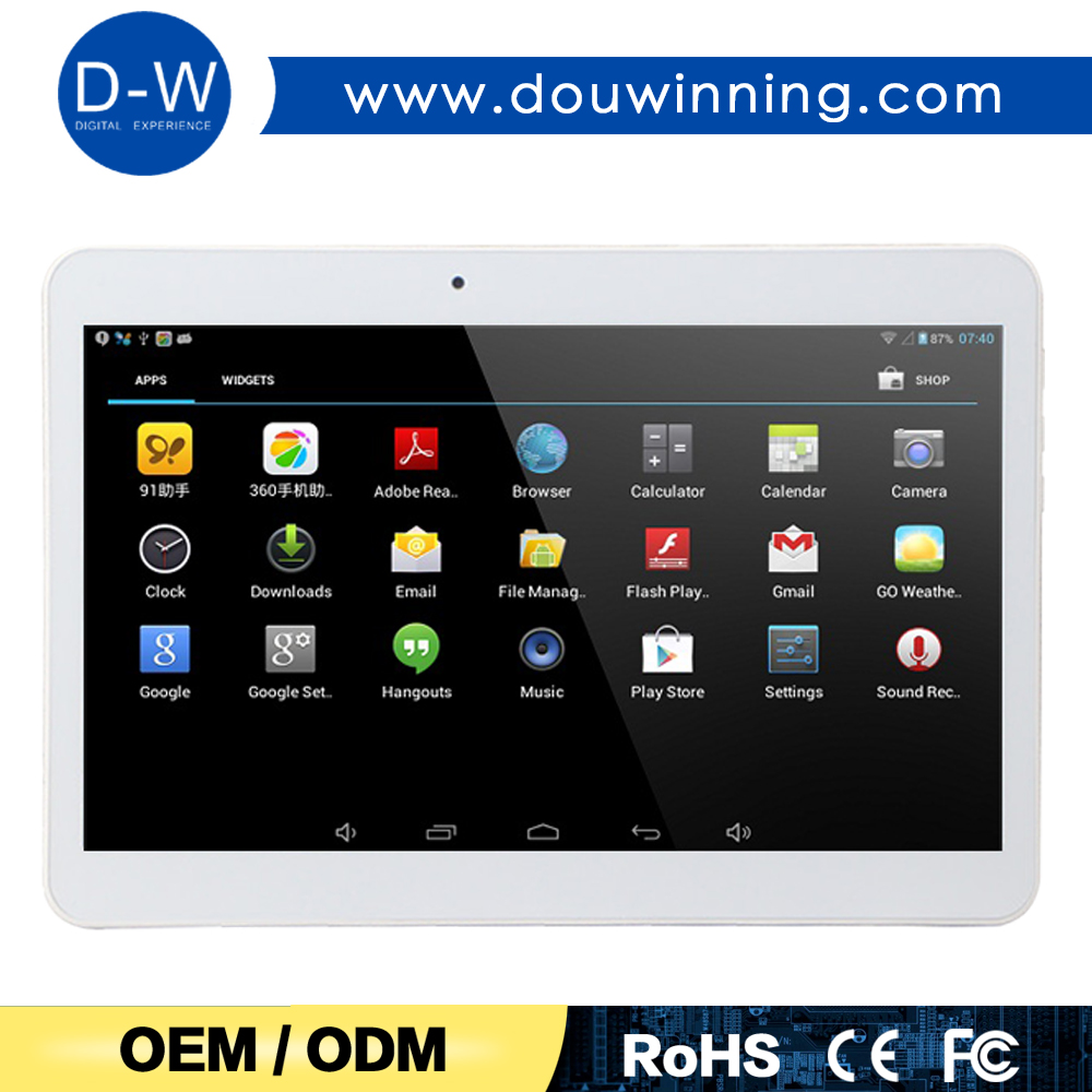 "Cheap price quadcore 3G 10.1"" tablet pc"