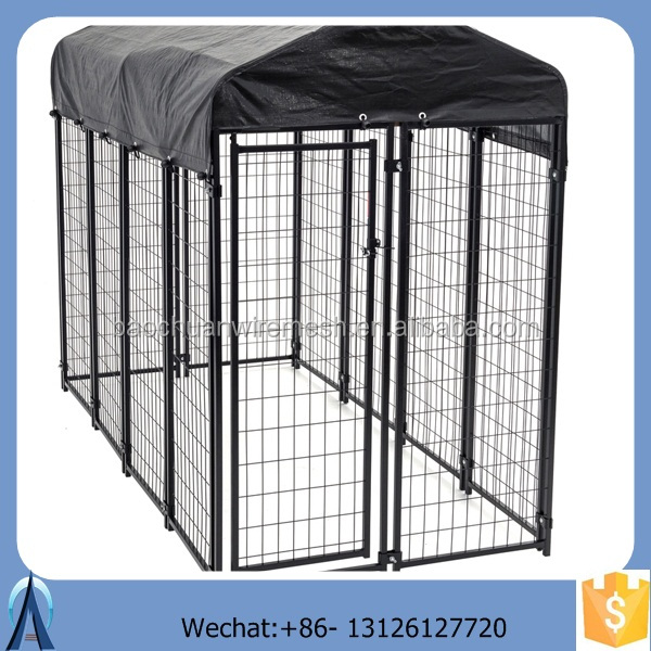 Fabulous well-suited excellent pretty special wonderful powder coating galvanized pet house/dog cages/runs/kennels