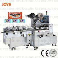 JY-800Q/DXD-800Q Bonbon Soft Candy Horizontal Pillow Wrapping Machine For Sale