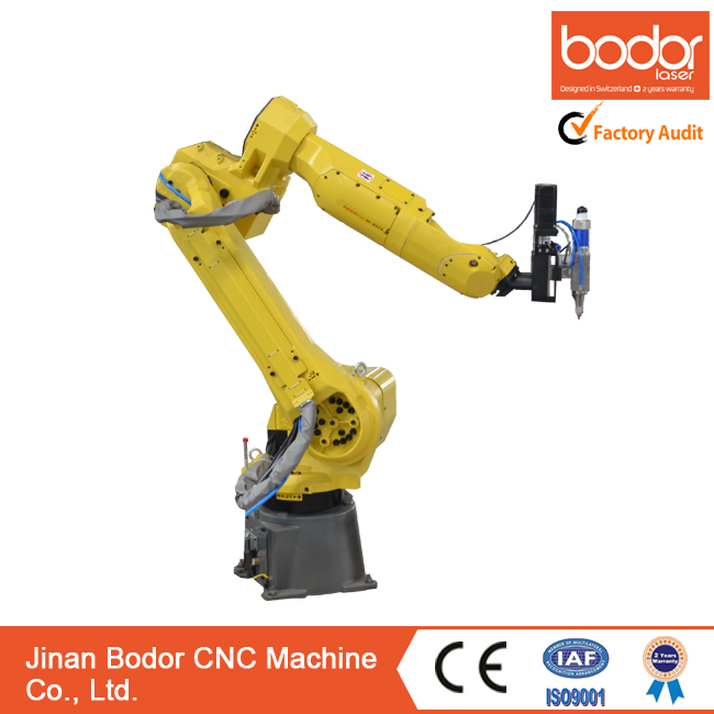 New products 6Axis Robot laser cut machine