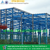 low cost factory workshop steel building/ large span steel space frame structure warehouse/two story warehouse