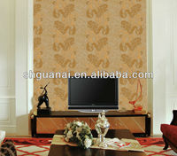 China vinyl best selling decorative wallpaper/wall coatings (0.53*10m)