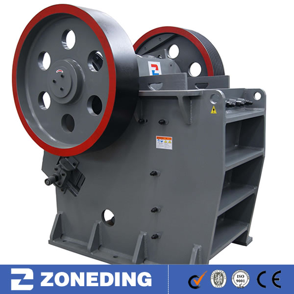 High Abrasion Resistance and Long Service Life Jaw Crusher Main Shaft