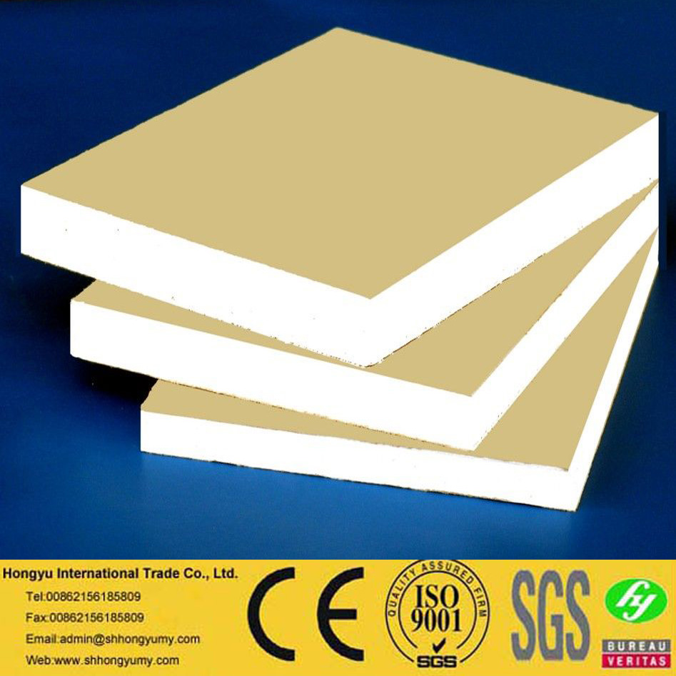 Moisture Resistant Gyp Board : Upgraded class water resistant particle gypsum board for