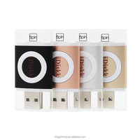 Top quality MFI certificate mini otg usb 3.0 flash drive 8gb/ 16gb/ 36gb for iphone/ ipod/ ipad