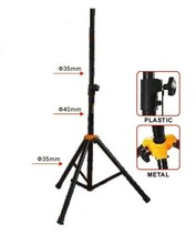 High Quality Hot Sale Metal Tripod Speaker Stand