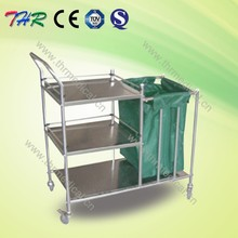 THR-MT001 Stainless steel medical dressing cart