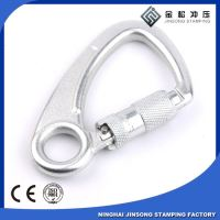 climbing Metal Fittings, metal Swivel heavy duty Snap Hook, Clip Hooks