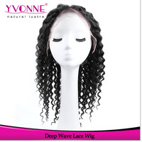 2015 Yvonne hair hot selling human hair thin skin top lace wig