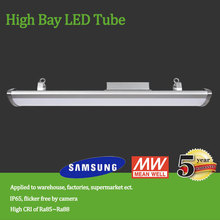Super Bright 150w Led Low Bay Light /warehouse Powerful Meanwell Power Supply 150w Led Low Bay Led Lights With 6500 - 6700k