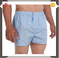 Newest designed prevalent long shorts underwear men