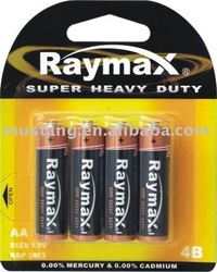 R6 AA dry battery