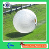 CE Sportful hollow plastic toys ball, body zorb ball clear plastic hollow balls