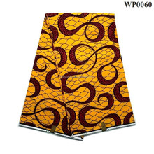 Holland wax super wax hollandais 100% cotton african fabric wax print fabric WP0060