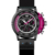 custom made logo waterproof silicone oem fashion high end sport watch