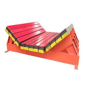 Conveyor impact bar manufacture