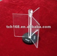 Acrylic table tent/menu holder