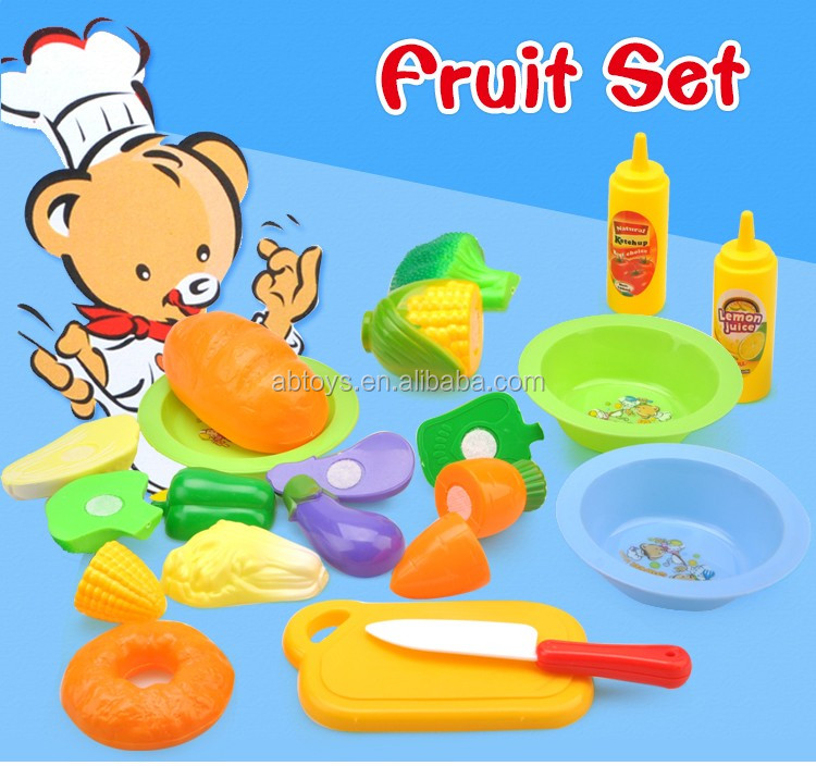 Amy benton cheap kids play kitchen cooking toys pretend for Cheap kids kitchen set