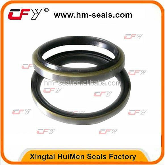 High quality NBR/viton/silicon hydraulic oil seals from China