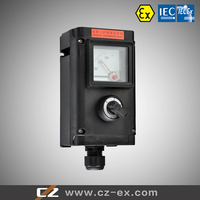 ATEX & IECEX certified Full plastic explosion proof local control station