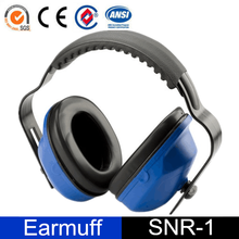 Custom with logo Anti-Noise Earmuffs Hearing Protection CE EN 352-1 Headset Ear Protector Safety Ear Muff