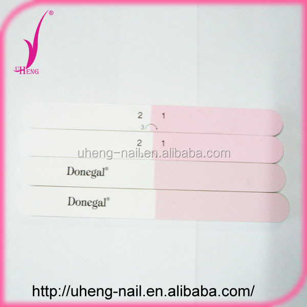 Mini pattern nail file